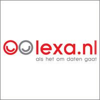 Logo van Lexa - Als het om daten gaat