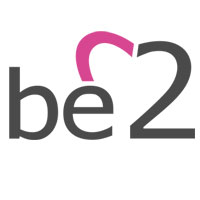 Be2 dating site logo